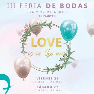 III FERIA DE BODAS