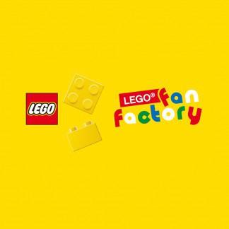 TE PREMIAMOS POR FORMAR PARTE DE NUESTRA FAMILIA LEGO