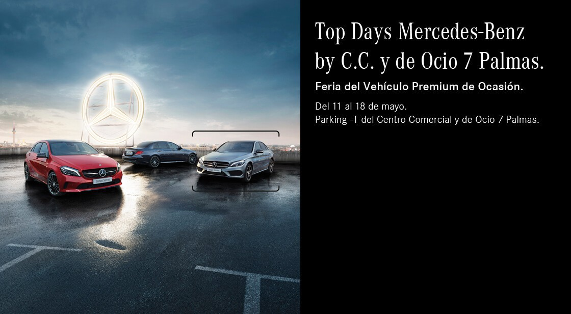 TOP DAYS MERCEDES BENZ