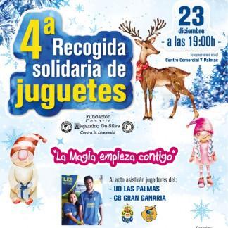 RECOGIDA SOLIDARIA DE JUGUETES