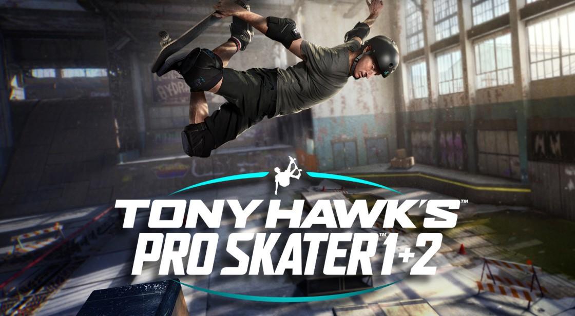 VEN A PROBAR EL TONY HAWK'S PRO SKATER 1+2