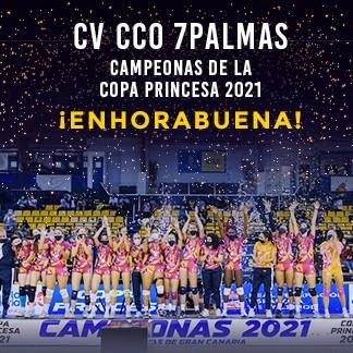 ENHORABUENA A LAS CAMPEONAS DE LA COPA PRINCESA 2021