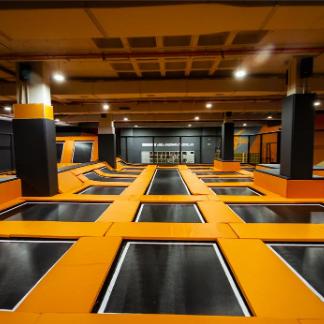 Urban Planet reabre en el Centro Comercial y de Ocio 7 Palmas su centro de ocio deportivo bajo estrictas medidas de higiene y seguridad