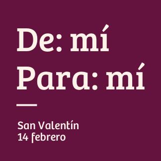 Sorteo de San Valentín: ningún amor es suficiente sin amor propio
