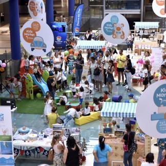 El Centro Comercial y de Ocio 7 Palmas pone en marcha su primer Kids Market