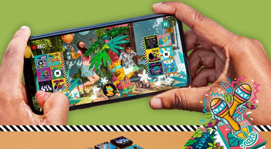 EL GRUPO LEGO Y UNIVERSAL MUSIC GROUP ANUNCIAN LEGO® VIDIYO™, UNA NUEVA EXPERIENCIA PARA REALIZAR VIDEOCLIPS