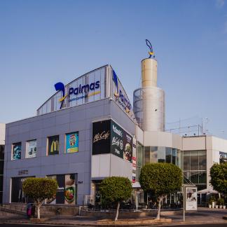 El Centro Comercial y de Ocio 7 Palmas inaugura el nuevo club de pádel Conde Jackson