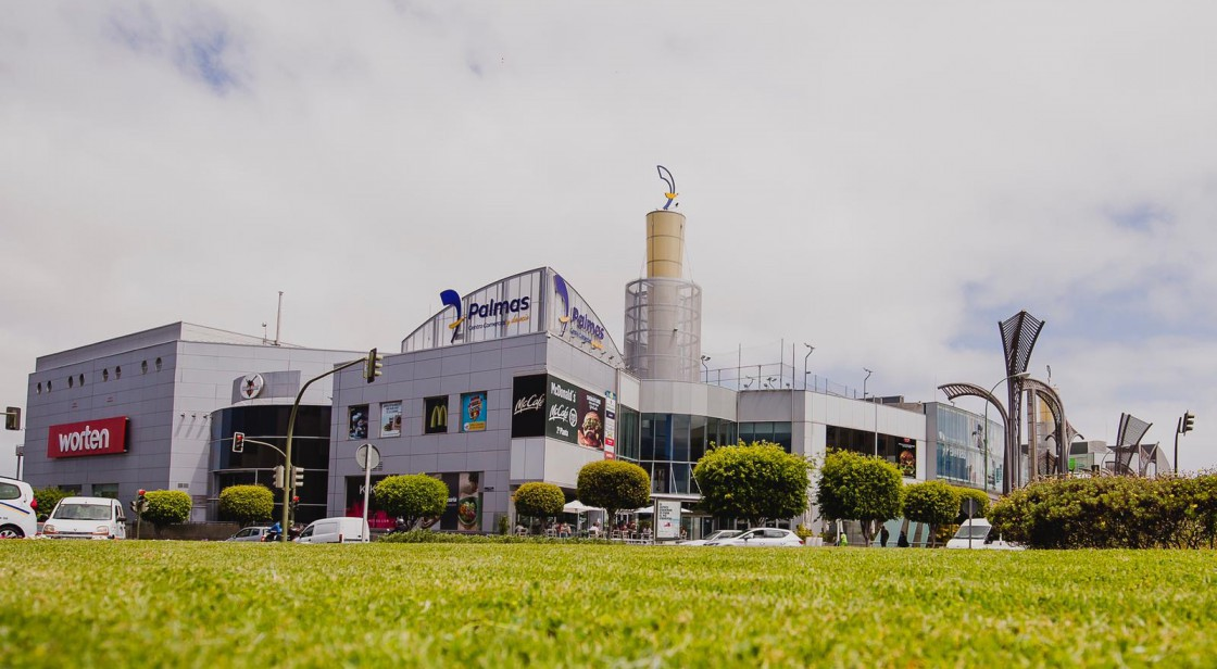 El Centro Comercial y de Ocio 7 Palmas refuerza su protocolo de seguridad e higiene