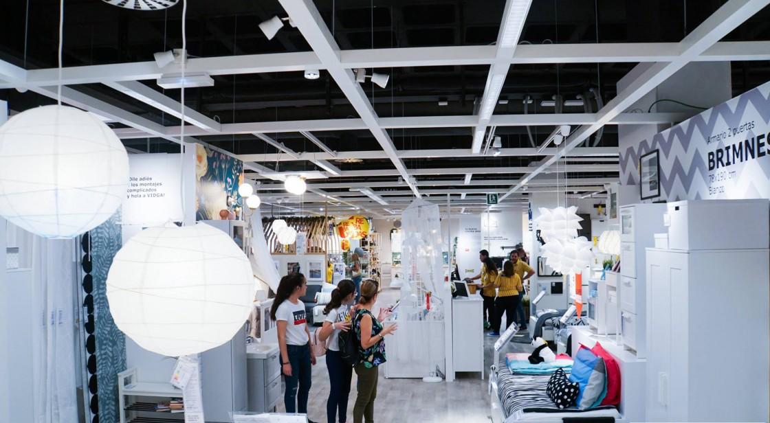 IKEA HA ABIERTO LAS PUERTAS DE SU NUEVO PUNTO DE ENTREGA EN EL  CENTRO COMERCIAL Y DE OCIO 7 PALMAS