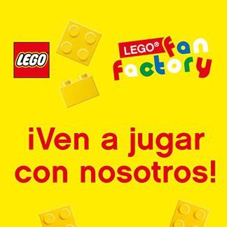 BIENVENIDOS A LEGO FAN FACTORY, UN NUEVO ESPACIO DE OCIO Y DIVERSIÓN EN EL CENTRO COMERCIAL Y DE OCIO 7 PALMAS