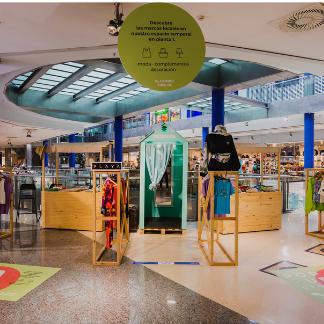 Ya está aquí Pop-up Store, el espacio temporal de las marcas locales