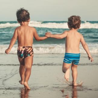 Rutinas de verano para los más pequeños