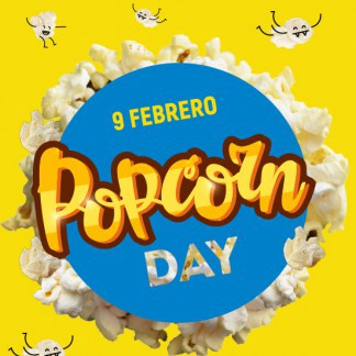 POP CORN DAY, S9/2/19, EN CINESA
