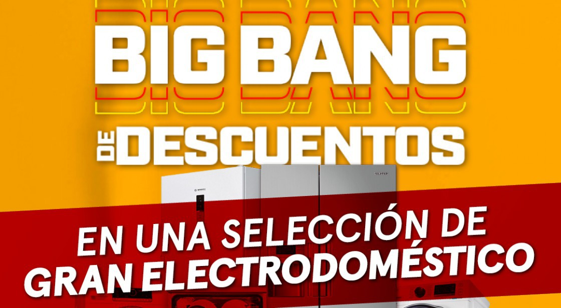 BIG BANG DE DESCUENTOS EN WORTEN