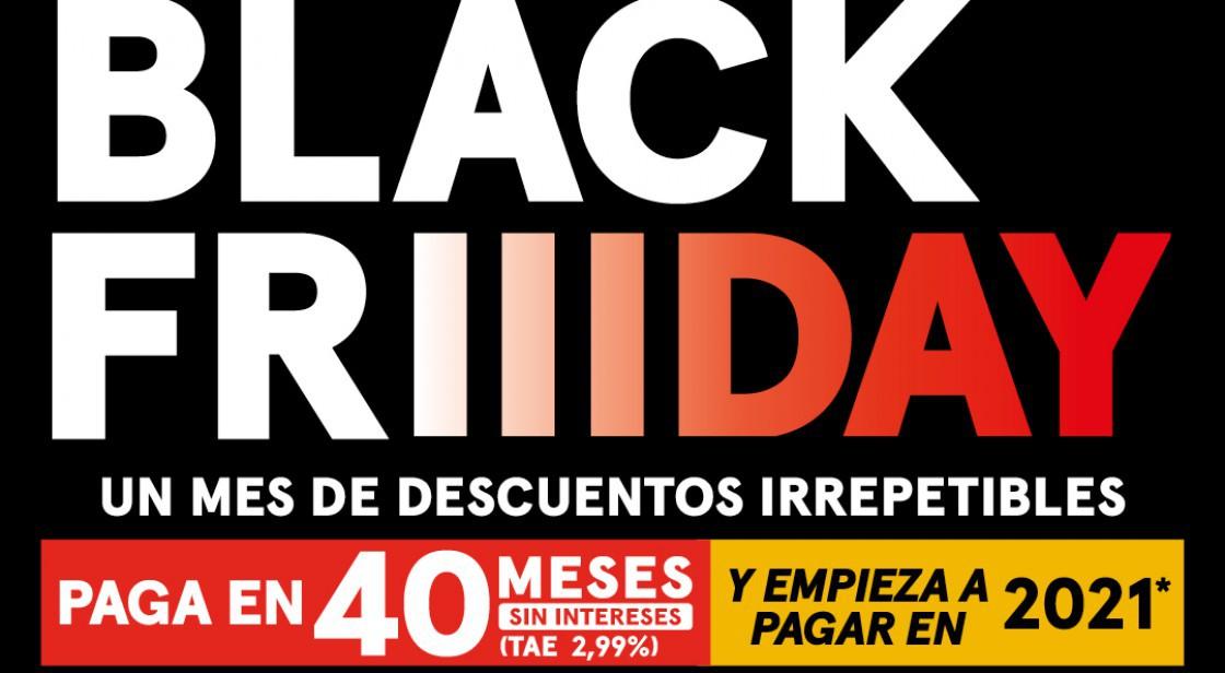 LLEGA EL BLACK FRIDAY A WORTEN EN NOVIEMBRE