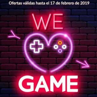 GAME: OFERTAS SAN VALENTÍN