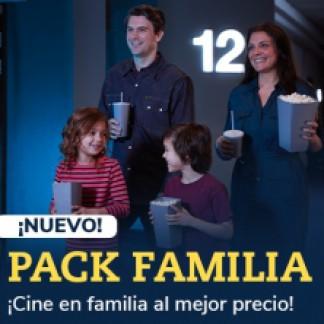 PACK FAMILIA EN CINESA