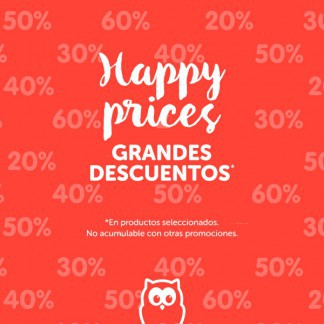 HAPPY PRICES EN EUREKA KIDS