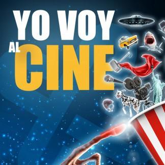CAMPAÑA YO VOY AL CINE EN CINESA