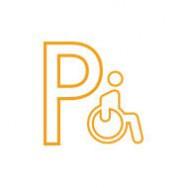 Plazas movilidad reducida