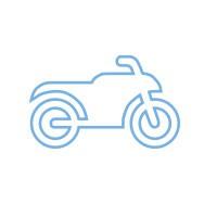 Plazas para motos